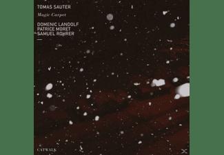 Sauter,Tomas/Landolf,Domenic/Moret,Patrice/Rohrer - Magic Carpet  - (CD)