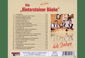 Hintersteiner Büebe - Trink Ma No A Schöppeli-44 Jahre  - (CD)