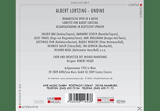 Chor & Orchester Des Wiener Rundfunks - Undine  - (CD)