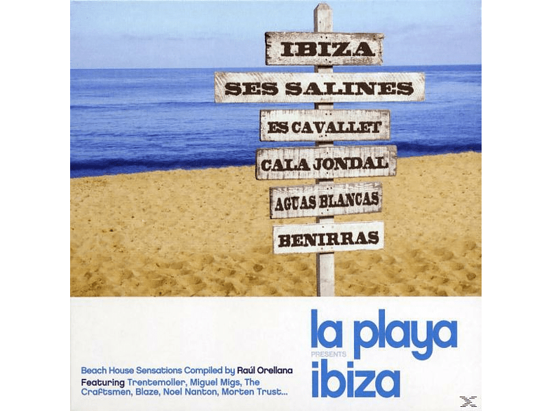 VARIOUS - La Playa Pres.Ibiza [CD]