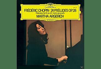 Martha Argerich - Frederic Chopin-24 Preludes Op.28 (180g)  - (Vinyl)