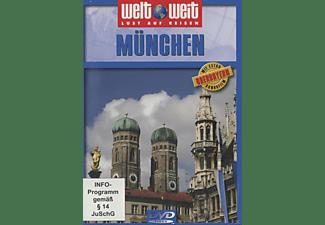 Weltweit - Bayern: München & Oberbayern DVD
