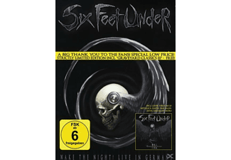 Six Feet Under - Wake The Night! Live In Germany  - (DVD)