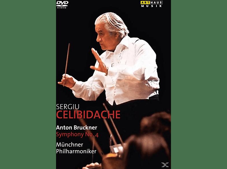 Sergiu Celibidache, Mp - Sinfonie 4 [DVD]