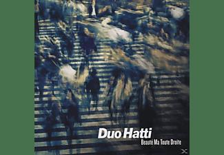 Duo Haiti, Duo Hatti - BEAUTE MA TOUTE DROITE  - (CD)