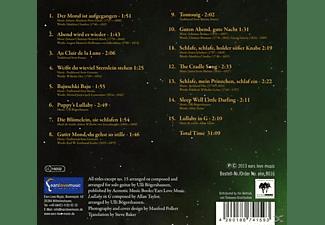 Ulli Bögershausen - Lullabys Schlaflieder  - (CD)