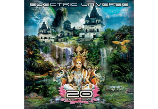 Electric Universe - 20  - (CD)