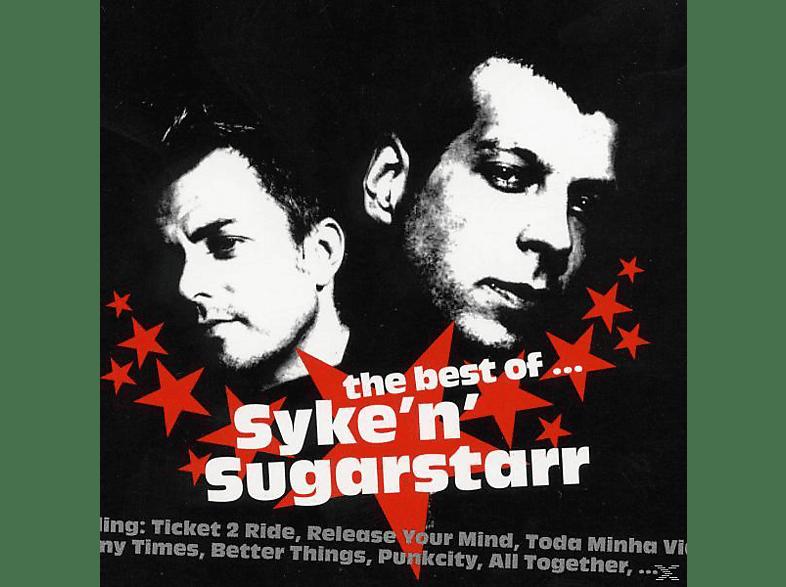 Syke'n'sugarstarr - best of... [CD]