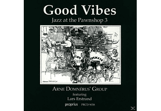 A. & HALLBERG A.O. Domnerus - GOOD VIBES AT PAWNSHOP JAZZ C. - (CD)