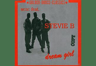 MCSC FEAT.STEVIE B - Dream Girl  - (Maxi Single CD)