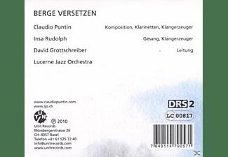 Puntin/Lucerne Jazz Orchestra - BERGE VERSETZEN  - (CD)