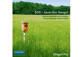 Singer Pur - Sos-Save Our Songs! - (CD)