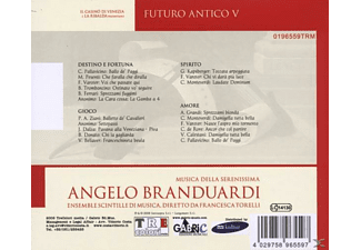 Angelo Branduardi - Futuro Antico V  - (CD)
