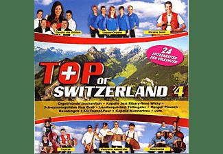 VARIOUS - Top Of Switzerland, Folge 4  - (CD)