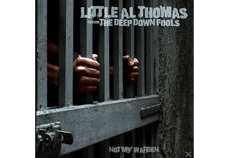 Thomas, Little Al/Deep Down Fools, The - Not My Warden  - (CD)