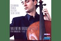 Valentin Radutiu, Per Rundberg - Werke Für Cello & Klavier [CD]