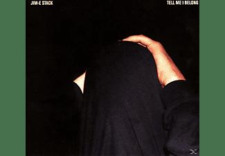 Jim-e Stack - Tell Me I Belong  - (CD)