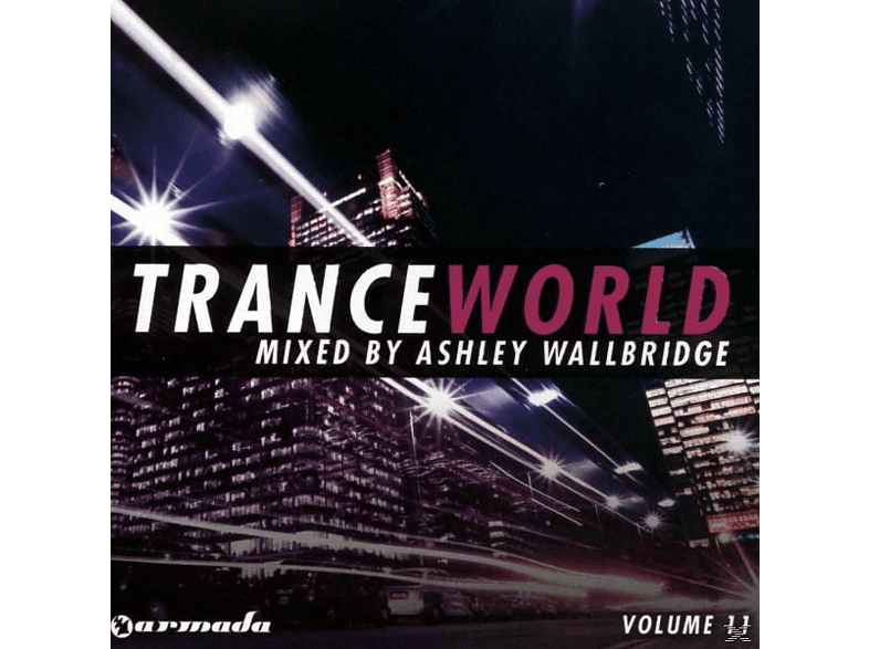 various/ashley wallbride - trance world 11 [CD]