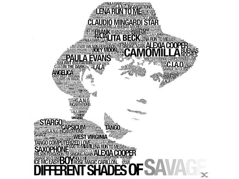 Savage & Various - Different Shades Of Savage [CD]