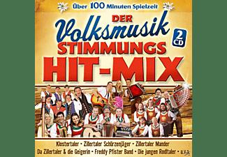 VARIOUS - Volksmusik Stimmungs-Hit-Mix  - (CD)