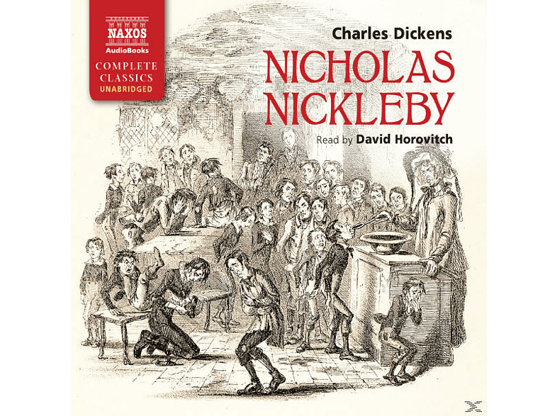 David Horovitch - Nicholas Nickleby - (CD)