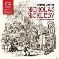 David Horovitch - Nicholas Nickleby - (CD)