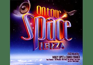 VARIOUS - space ibiza on tour  - (CD)