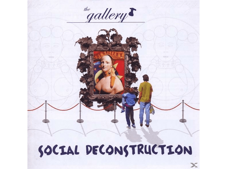 VARIOUS - the gallery social deconstruction [CD]