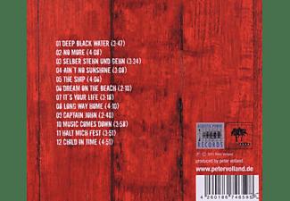 Peter Volland - Deep Black Water  - (CD)