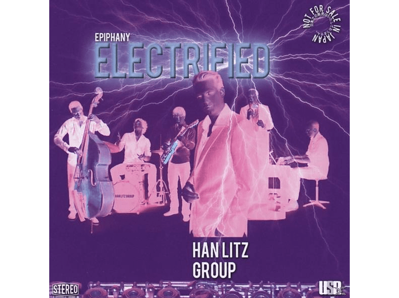 Han Litz Group - Epiphany Electrified [CD]