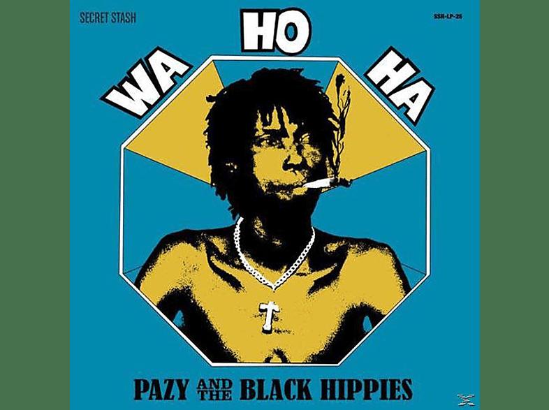 Pazy & The Black Hippies - Wa Ho Ha [LP + Download]