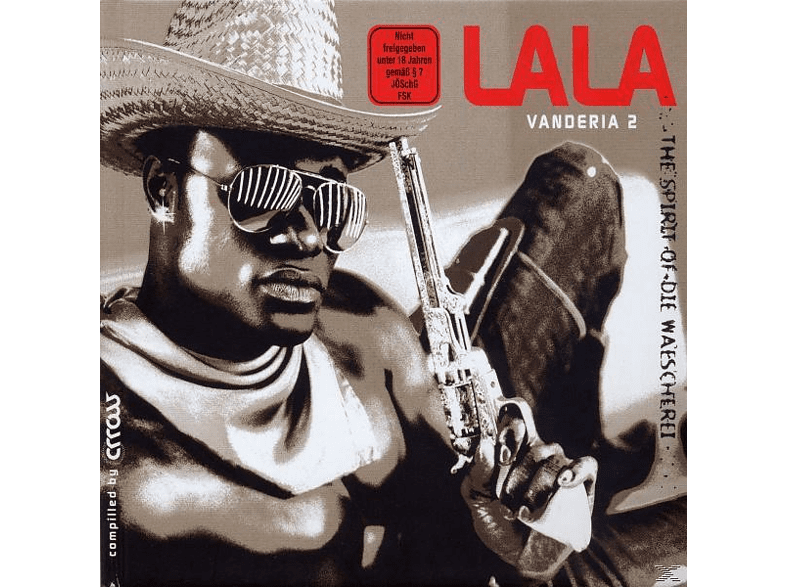 LALA VANDERIA VOL.2 - the spirit of die wäscherei [CD]
