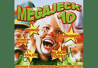 VARIOUS - Megajeck 10  - (CD)