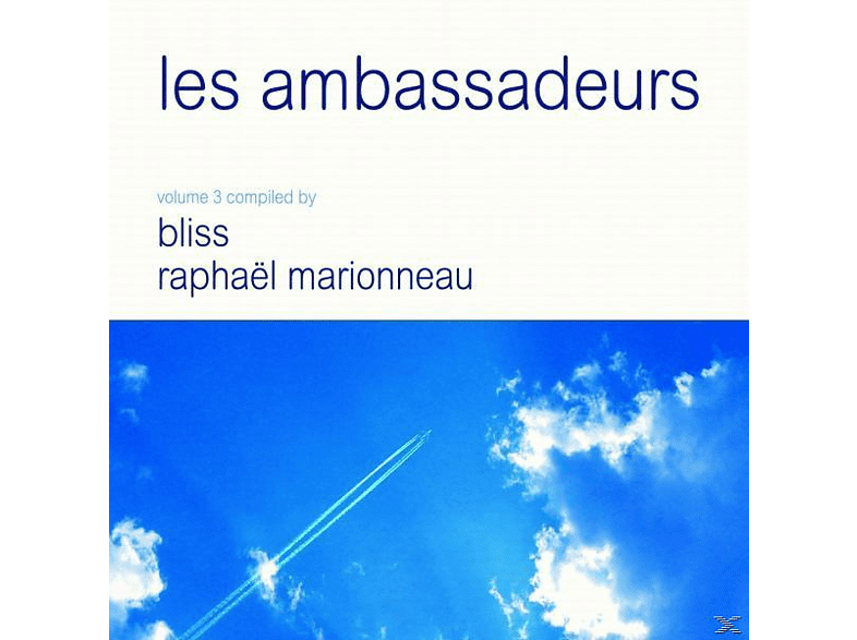 VARIOUS - Les Ambassadeurs Vol.3 [CD]