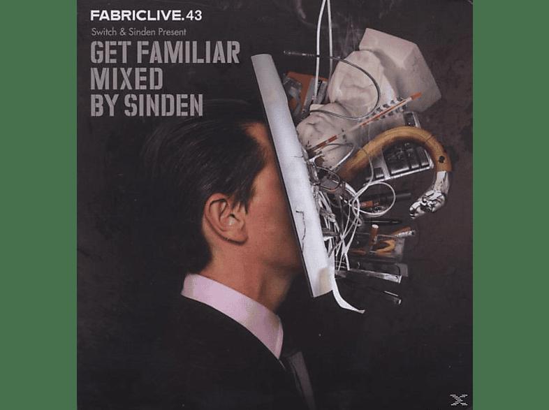 Switch, Switch & Sinden - Fabric Live 43 [CD]