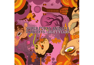 Super Furry Animals - Dark Days/Light Years  - (CD)