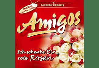 Die Amigos - Ich schenke Dir rote Rosen  - (CD)