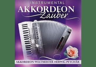 Herwig Peychär - Akkordeon Zauber  - (CD)