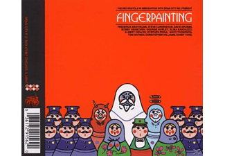 The Red Krayola - Fingerpainting  - (CD)