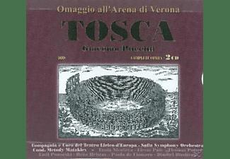 Giacomo Puccini - TOSCA  - (CD)