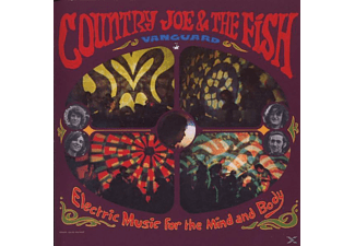 Country Joe - Electric Music For The Mind And Body - (CD)
