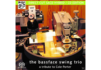 BASSFACE SWING TRIO,THE & BÜRKLE,BARBARA - A Tribute To Cole Porter [Hybrid SACD]  - (CD)