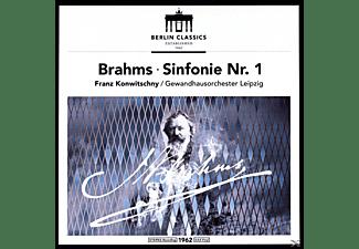 Franz Konwitschny, Gewandhausorchester Leipzig - Brahms:Sinfonie 1  - (Vinyl)