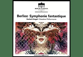 Herbert Kegel, Dresdner Philharmonie - Symphonie Fantastique  - (Vinyl)