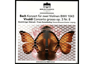 Dawid Oistrach, Franz Konwitschny, Igor Oistrach - Violinkonzerte [Vinyl]