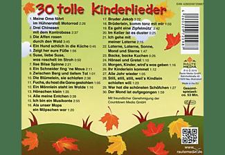Kiddy Club - 30 Tolle Kinderlieder (Vol.2)  - (CD)