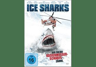 Ice Sharks - Der Tod hat rasiermesserscharfe Zähne DVD