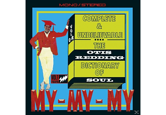 Otis Redding - Complete&Unbelievable...The O.R.Dictionary Of Soul  - (CD)
