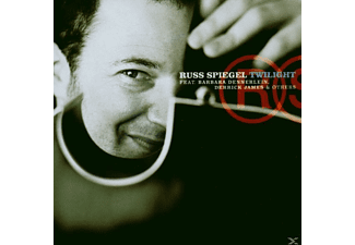Russ Spiegel - Twilight  - (CD)