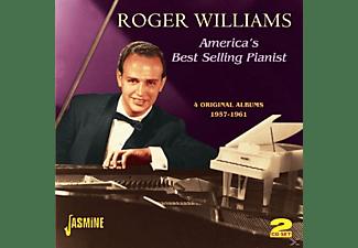 Roger Williams - AMERICA S BEST SELLING  - (CD)